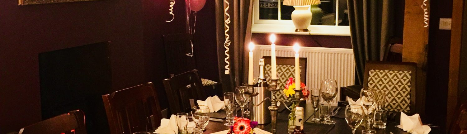 Private Dining Black Swan Accommodation Yorkshire